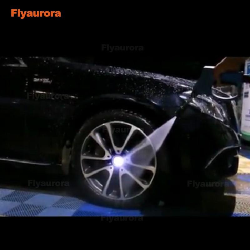 Tapa de cubo, luz led para rueda, tapas de rueda flotantes, cubierta para Jeep, Porsche, Jaguar, Land Rover, Volvo, Cadillac Infiniti, Lexus