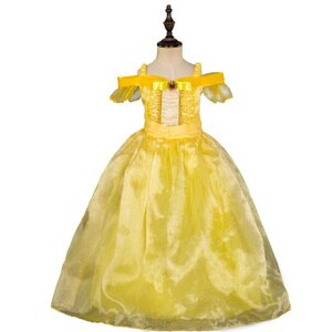 Very Cute Cosplay princess Dress,Beautiful Costume for Kids,Girl Clothing
