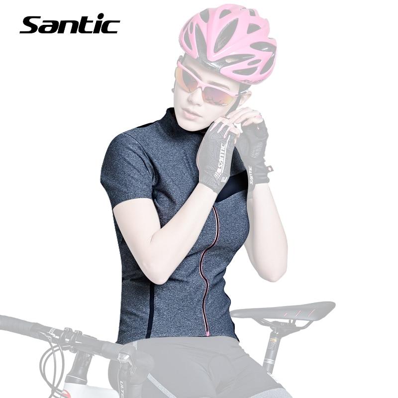 Jersey de ciclismo de montaña transpirable de verano de manga corta para deportes al aire libre para mujeres accesorios de ropa de bicicleta de carretera de montaña