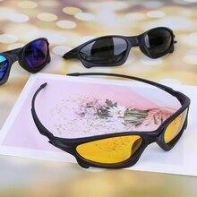 الدراجات النظارات الشمسية المستقطبة الرجال نظارات حماية الرياضية الصيد للرؤية الليلية