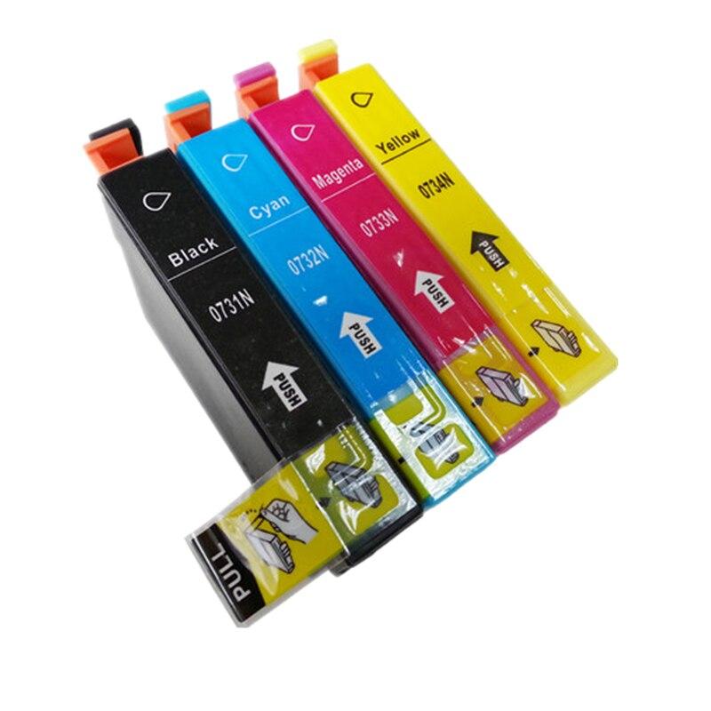 73N T0731 ink cartridge for EPSON CX3900 CX5900 CX4900 CX4905 CX3905 TX100 TX110 TX200 TX210 TX400 TX410 TX-100 printer
