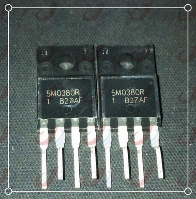 10PCS KA5H0380R 5H0380R TO-220 Novo e original