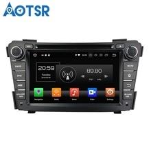 Aotsr Android 8.0 7.1 GPS navigation Car DVD Player For Hyundai I40 2011-2014 multimedia radio recorder 2 DIN 4GB+32GB 2GB+16GB