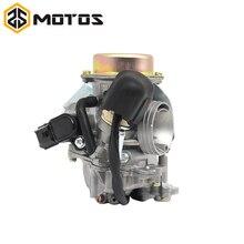 ZS MOTOS ZSDTRP moto CVK24   Carburateur électronique, starter électronique GY6 24.5 100 125 150 cc scooter ATV remplacer