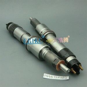 ERIKC Diesel Fuel Injectors 0445120084 Genuine New Excavator Injection 0 445 120 084 Fuel Pump Dispenser Inyector 0445 120 084