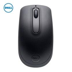 Беспроводная оптическая USB мышь DELL WM118 2,4 Ghz 1000 точек/дюйм, компьютерные мыши для ноутбука