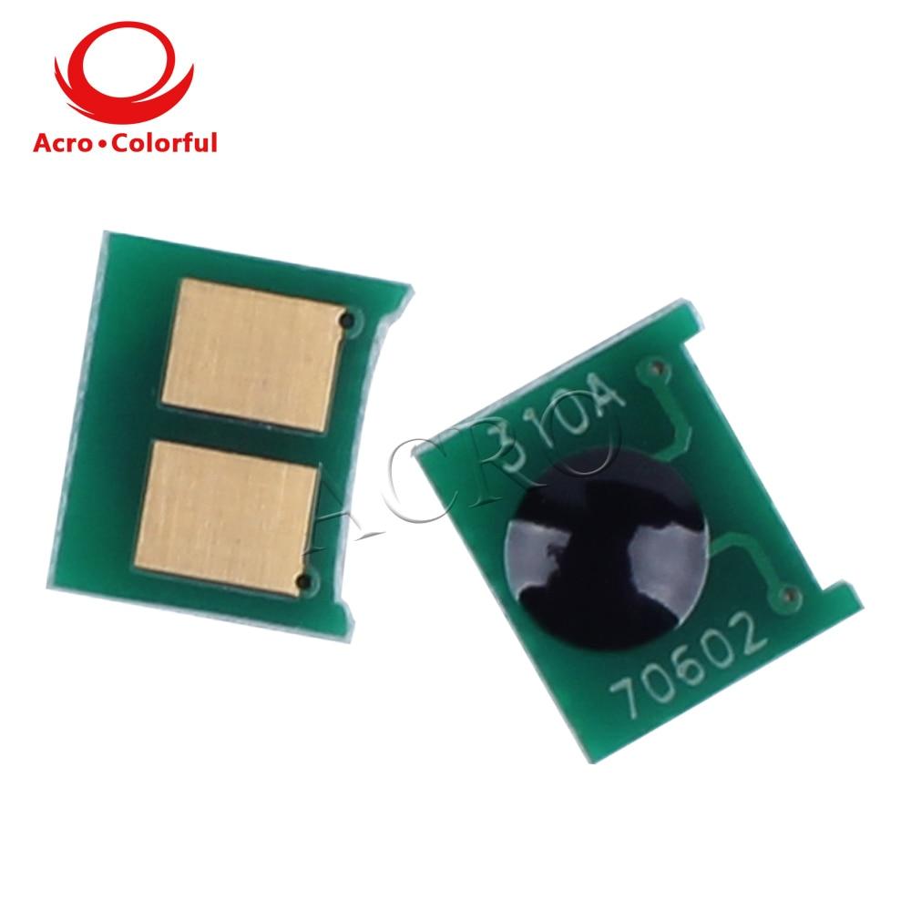 Consumibles de impresora -- CHIP de cartucho de tóner de reinicio inteligente para HP CP1025 CE310A con alta calidad
