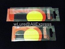 WLure 50 boîtes de vente au détail par paquet 16cm 13cm 10cm longueur pas de Logo sur carton dur emballage de vente au détail pour leurre de pêche PB