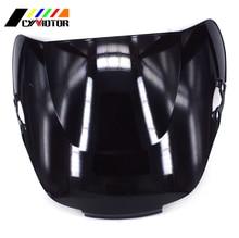 Motorcycle Black Windshield Fairing Windscreen For HONDA CBR600F2 CBR 600 F2 1991 1992 1993 1994 91 92 93 94