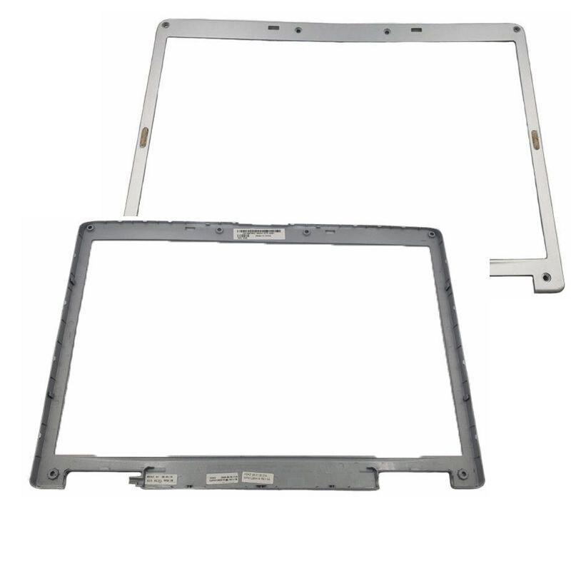 "YALUZU, nuevo para DELL Inspiron E1505 6400 1501 15,4 ""Widecsreen, cubierta de la caja del bisel del LCD del ordenador portátil, bisel de la pantalla LCD"