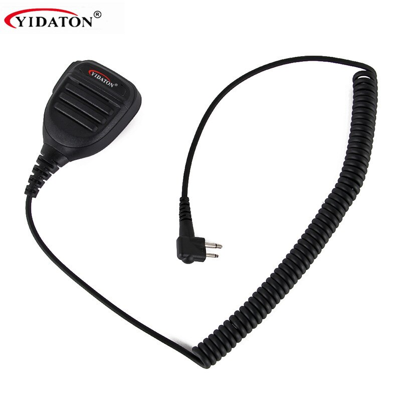 Para Motorola portátil CB Radio Walkie Talkie GP88 micrófono altavoz micrófono CP160 EP450 GP300 GP68 CP88 CP040 CP100 CP125 CP140