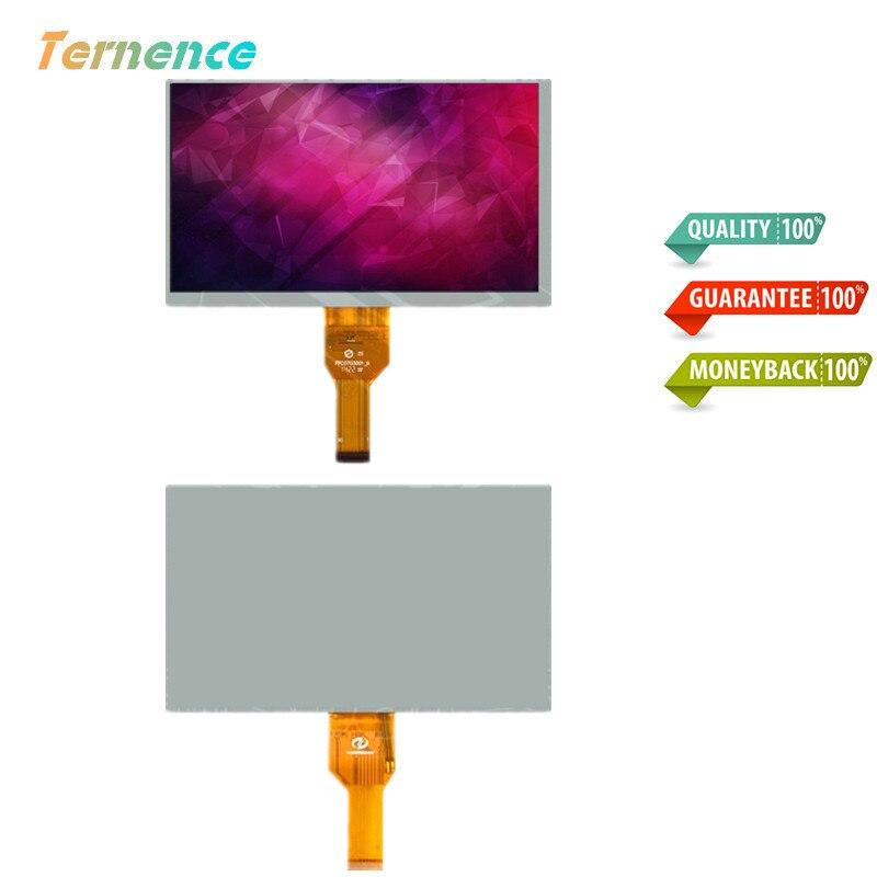 Skylarpu pantalla LCD de 7 pulgadas para WY070ML186/BF757-070-01/FPC0703001_B pantalla LCD de PC de mesa sin toque envío gratis