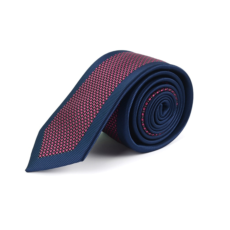 2019 New Fashion Ties For Men Luxury Wedding Party Tie Formal Brands High Quality 6CM Striped Solid Color Men Neckties Gift Box