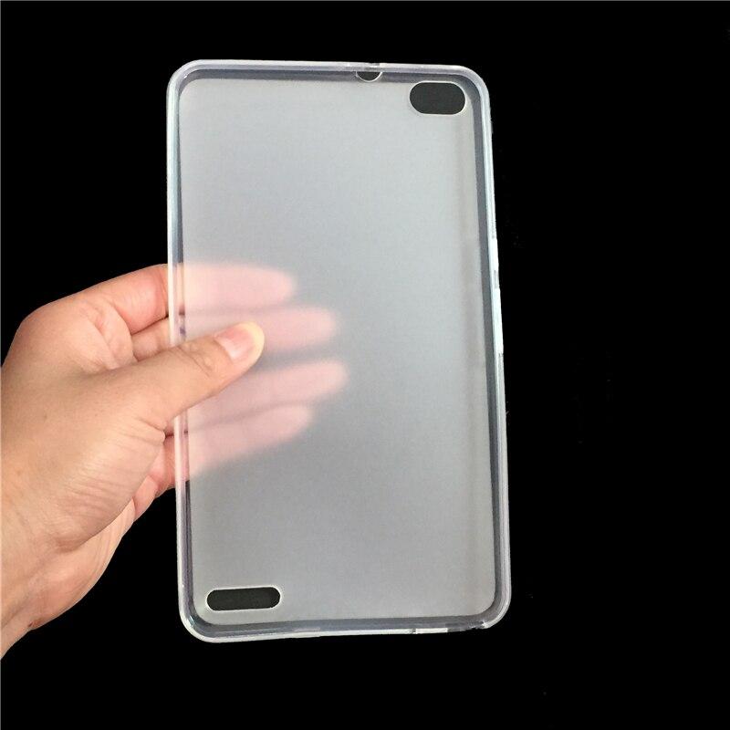 "GUKEEDIANZI funda para Huawei Honor X2 suave funda silicona trasera suave TPU caso, sólo para Huawei GEM-703L GEM-702L GEM-701L 7"""
