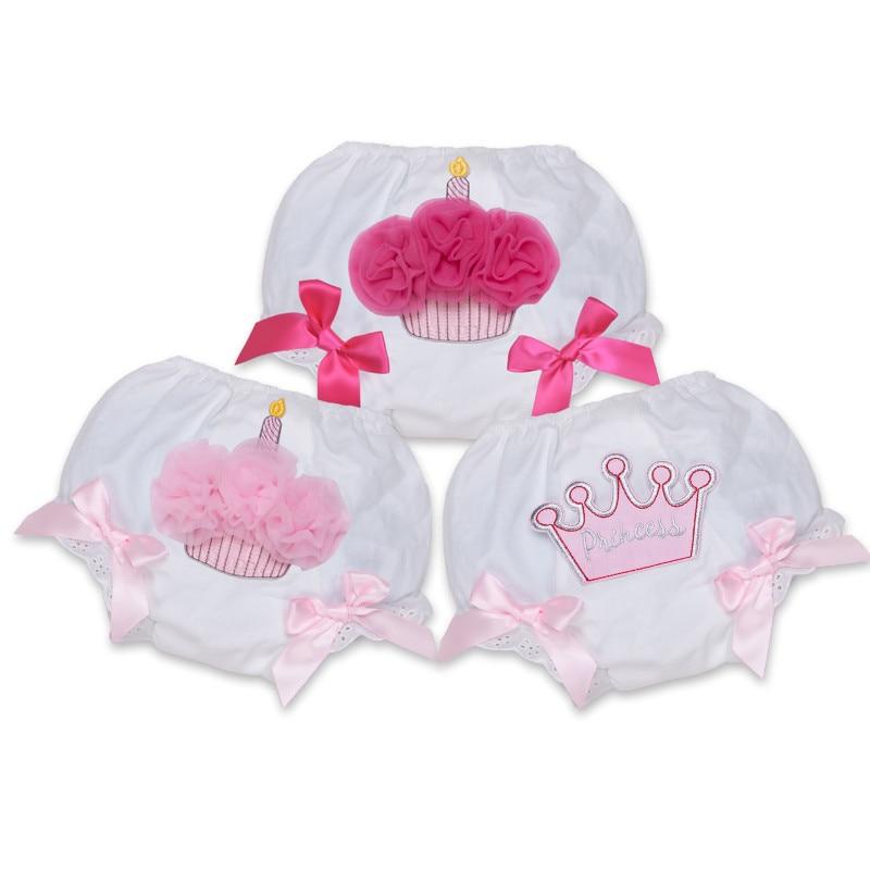 2016 bebê plissado bloomers cupcake briefs pp meninas shorts camadas bebê fralda capa calças de algodão da criança shorts babados calcinha