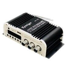Hot-Kentiger-Hy-118 ABGN 2.1 + 1 Subwoofer de sortie 4 canaux Tf  Usb  Fm amplificateur de puissance Audio amplificateur stéréo