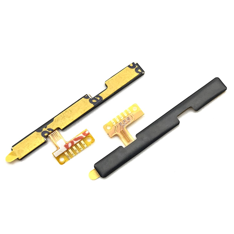 Nowość dla Wiko Lenny 2 Lenny2 przycisk włączania i wyłączania elastyczny objętościowo dźwięku kabel fpc części zamienne