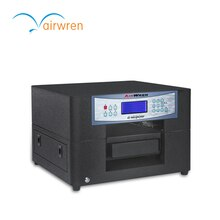 Neue Form A4 Eco Lösungsmittel Drucker Für Metall, Holz, Kunststoff Druck Maschine