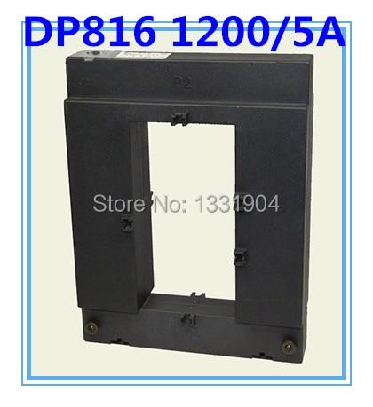 CT DP816 1200/5A transformador de corriente de núcleo dividido de alta precisión transformadores de corriente de tipo abierto Garantía de Calidad de fábrica