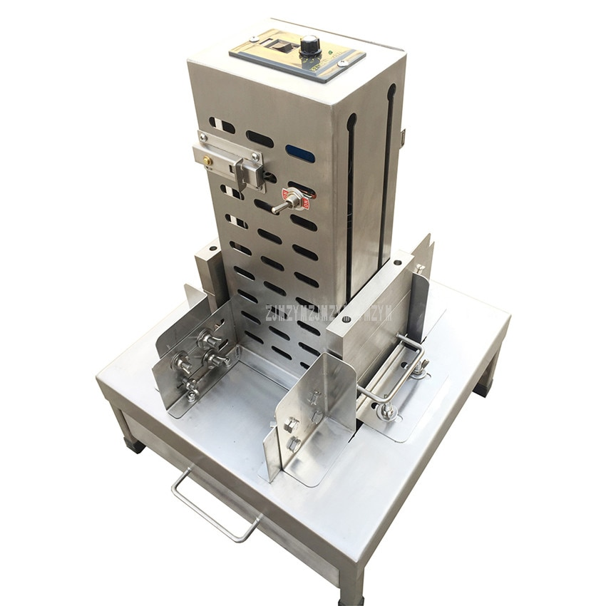 Automatic Electric Chocolate Flaking Machine Chocolate Shaver Shaving Machine Durable Shaver Razor Blade 220V/110V 180W HZ-200