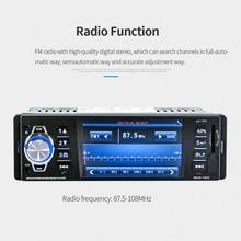4.1 بوصة tft hd الرقمية ستيريو سيارة الصوت viehcle الراديو fm mp5 مشغل فيديو sd fm/usb دعم كاميرا الرؤية الخلفية عجلة الصلب السيطرة
