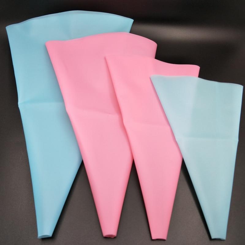 1pc grau alimentício eva sacos de pastelaria sacos de gelo sacos de tubulação bolo cozinhar ferramentas de decoração