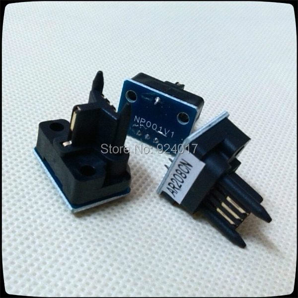 Para Sharp AR208 AR208D AR208S AR208X AR208F Chip de tóner copiadora para Sharp AR-208 AR-209 AR209 AR 208 209 Chip de cartucho de tóner