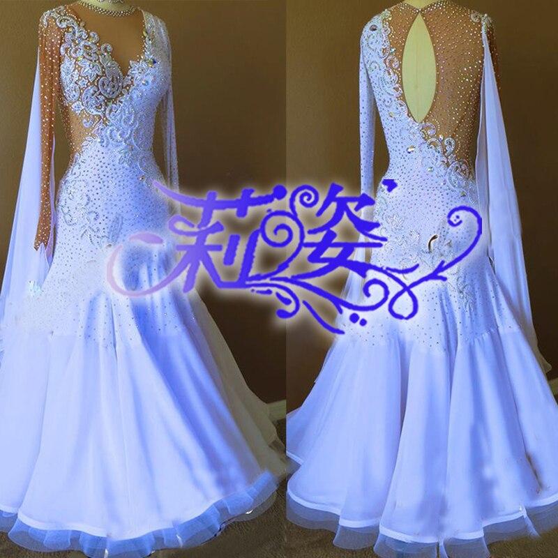 رائعة قاعة danswedstrijd dans voor stijldansen الفالس فوكستروت قاعة رقص الفالس jurken jurken