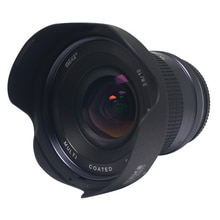 Meike 12mm F2.8 objectif grand Angle manuel pour Nikon 1 J1 J2 J3 J5 V1 V2 V3 S1 S2 AW1 appareil photo