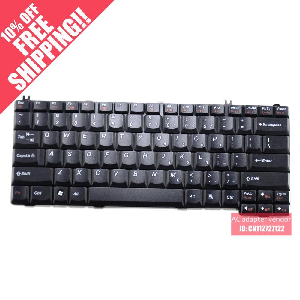 Para LENOVO V100 V200 V300 G450 Y530 V450 V350 teclado del ordenador portátil