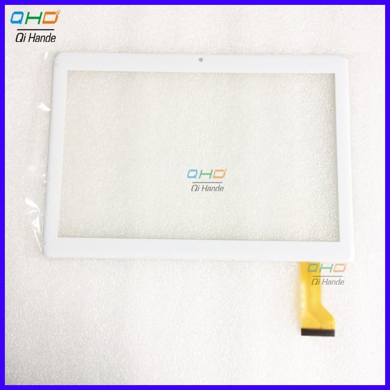 "מסך מגע חדש Digitizer עבור 10.1 ""אינץ Excelvan F888 Tablet לוח מגע זכוכית חיישן החלפת 10.1 אינץ Tablet PC מגע"