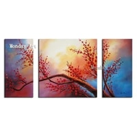 100 hand painted palette knife painting modern picture wall art canvas oil paintings home decoration for living room picture
