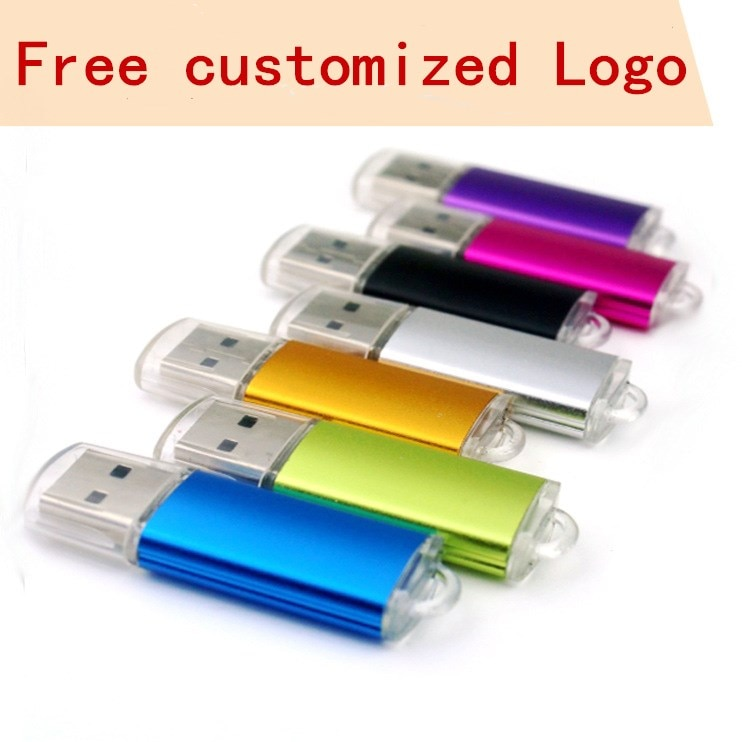 variety color usb flash drive 32gb pen drive 16gb 8gb 4gb USB flash memory usb 2.0 stick pendrive with 50PSC/1bag free shipping