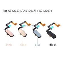 Гибкий кабель для Samsung Galaxy A3 A320 (2017)/A5 (2017) A520/A7 (2017) A720 Fingerprint Button
