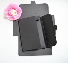 Hurtownie 4x6 cal czarny karton zdjęcie opakowania pudełko kraft pocztówka koperta zdjęcie przypadku pakietu