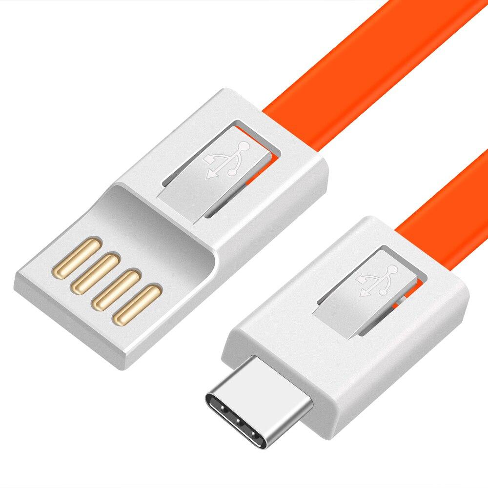 Mini llavero, USB portátil, Cable tipo C para Samsung Galaxy S10 S9 S8 Plus, cargador de USB-C de carga rápida, Cable tipo C para teléfono móvil