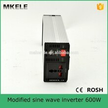 MKM600-242G micro power inverter 600w 220/230vac modified sine wave 24vdc 600 watt power inverter portable inverter