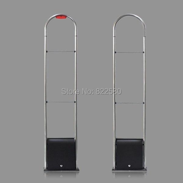 EAS rf 8.2mhz Shoplifting Gate EAS System RF antenna Transmitter+Receiver 1+1