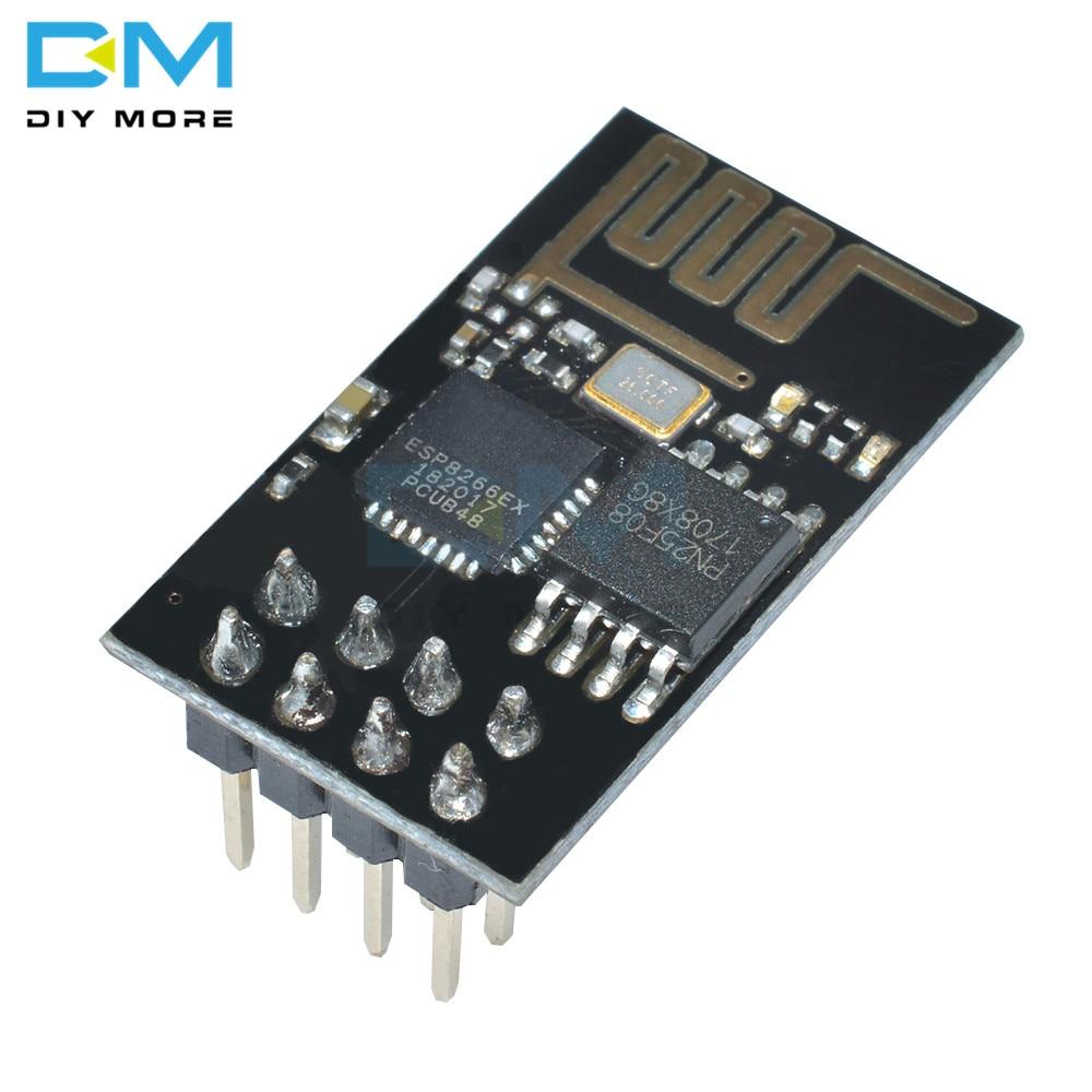 ESP8266 ESP-01 ESP01 ESP 01 Serial Wireless WIFI Module For Arduino Transceiver Receiver Board For Arduino Raspberry Pi 3 MODULE