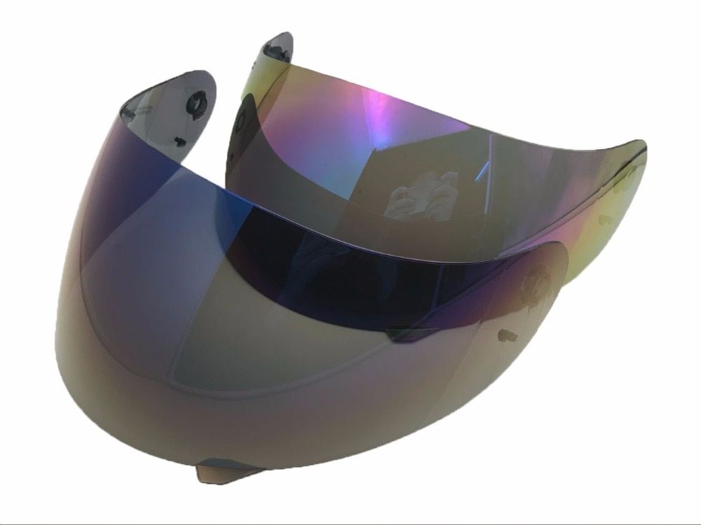 1Pcs Iridium / smoke light Full Face lens motorcycle helmet visor Shield for case for K3 K4 mask (not for K3-SV)