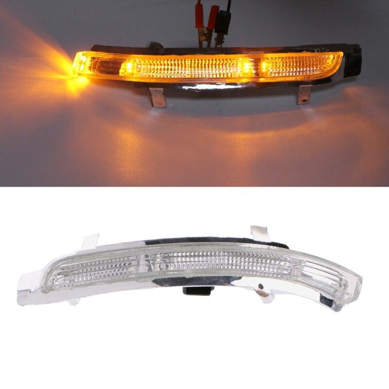 1 unidad, indicador de espejo oscilante izquierdo/Derecho, señal de giro, luz de retrovisor para Skoda Octavia Superb