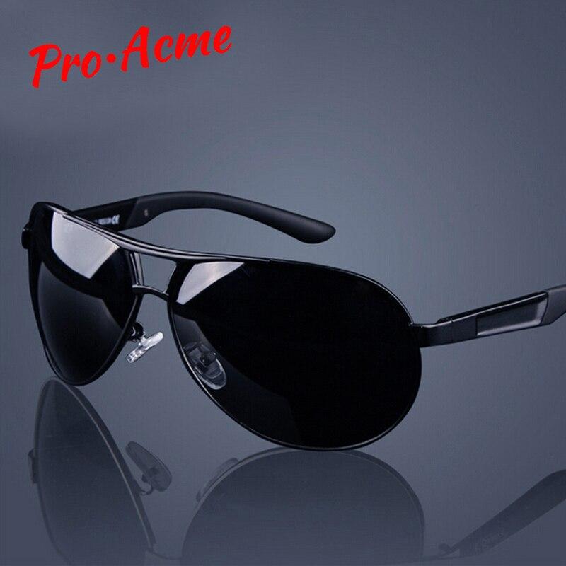 Gafas de sol clásicas Pro Acme para hombre, gafas polarizadas Polaroid para conducir, gafas de sol para mujer, gafas de sol UV400 de alta calidad CC0444