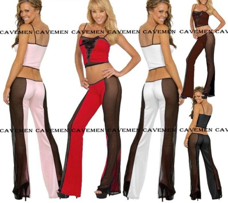 Hot Dance*1250*Ladies sexy G-string T-back Teddy Bikini Boxer Triangle Pajamas Suit Free Shipping