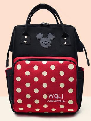 ¡Promoción! Mochila de diseño, cuidado de enfermería, bolsa de bebé para mamá, bolsa de viaje, bolsa de pañales de maternidad, momia, organizador, bolsa