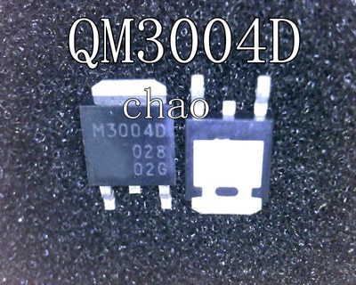 10 шт./лот QM3004D M3004D TO-252 MOS new