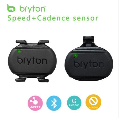 G-sensor ANT + y Bluetooth Bryton velocidad y cadencia Sensor GPS ciclismo...