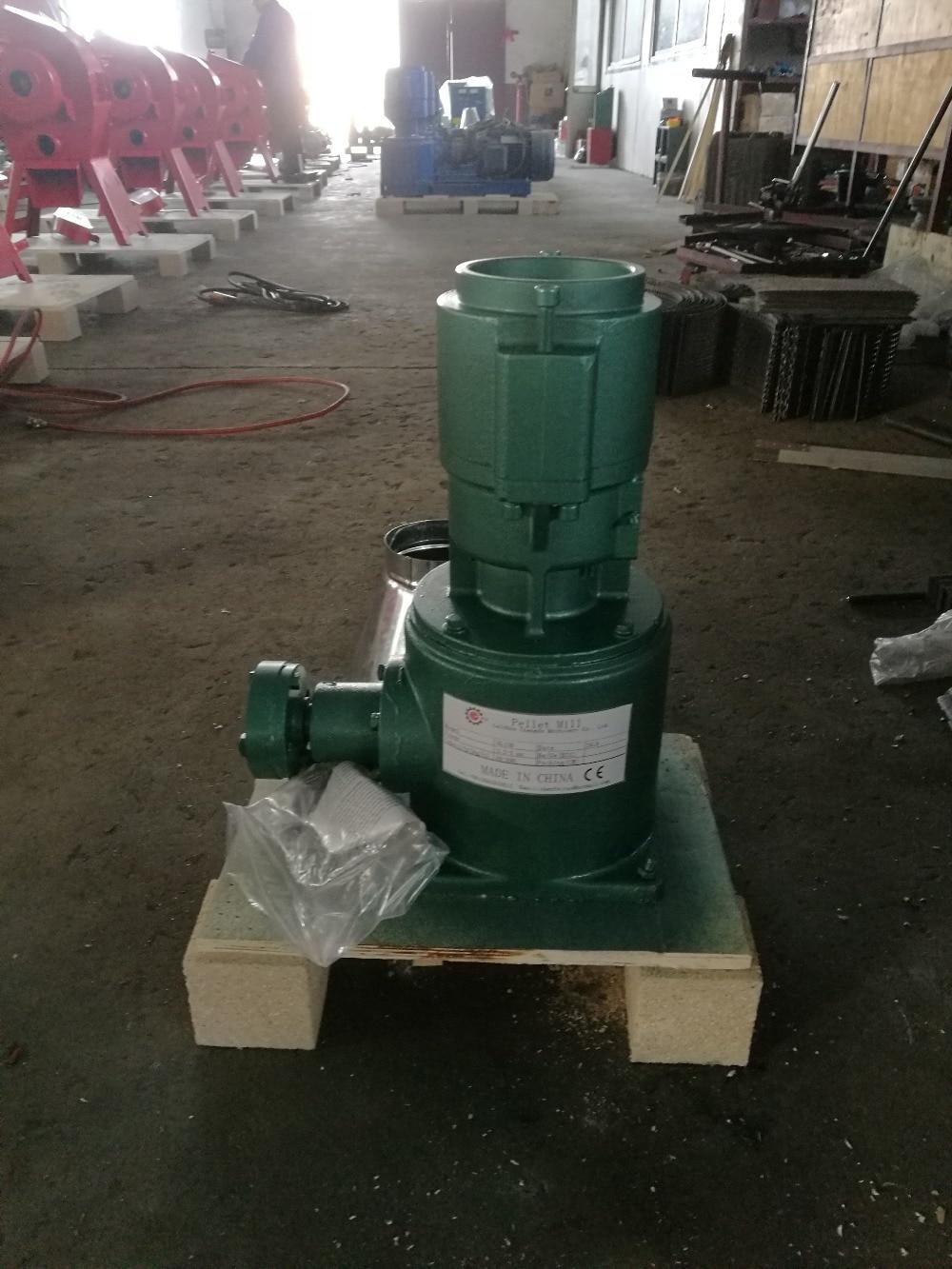 The head of KL120 pellet mill pellet making machine