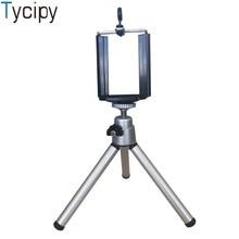Trípode para Mini cámara, trípode Flexible, monópode portátil, soporte extensible para cámara para iPhone, Samsung, Xiaomi, Huawei