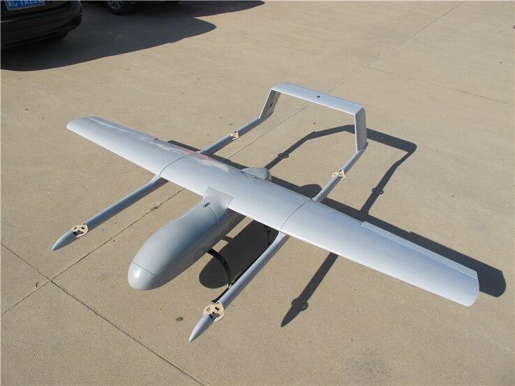 Nouveau Kit de cadre de plate-forme aéronef sans pilote (UAV) Mugin 2930mm h-tail VTOL