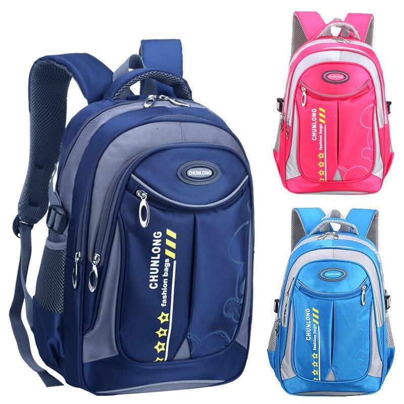 Детские школьные сумки, рюкзак для мальчиков и девочек, Водонепроницаемый Школьный рюкзак, модный ранец, студенческий рюкзак, Детский Рюкза...